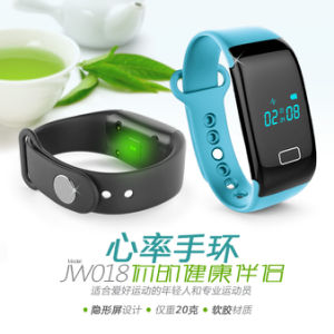 Fitness Heart Rate Monitor Pedometer Sleep Monitor Smart Bracelet pictures & photos