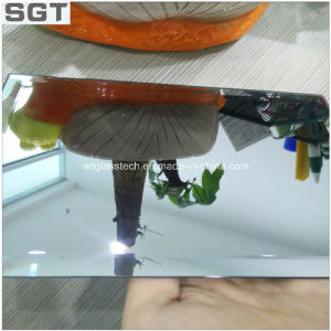 5mm Low Iron Tempered Glass for Safety Mirrors pictures & photos