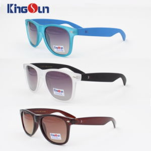 Plastic Fashion Sunglasses Ks1094 pictures & photos
