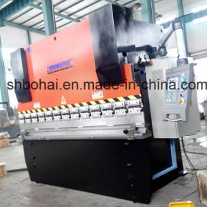 Wg67k Series Hydraulic Plate Coke Press Brake Machine 80t/3200mm pictures & photos