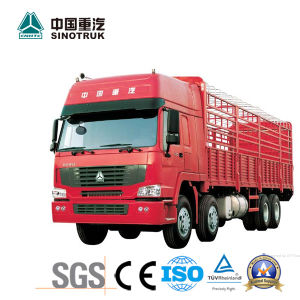 Top Quality Sinotruk Cargo Truck of HOWO 8X4 pictures & photos