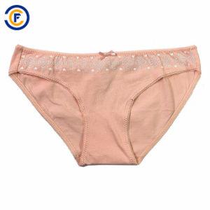 49e00c9c620ac New Style Print Women Sexy Lingerie Bikini Brief Underwear