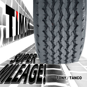 Timax Chinese Radial Truck Tires for Sale 385/65r22.5 20pr