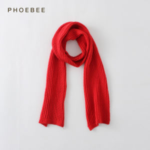 Phoebee Casual Knitted Hat and Scarf for Child Clothing by Cotton pictures & photos