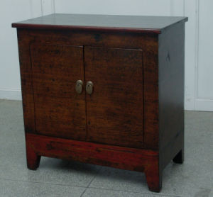 Concise and Bulky Cabinet Antique Furniture