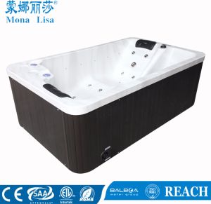 Monalisa 2 Person Balboa System Massage SPA Hot Tub (M-3502) pictures & photos