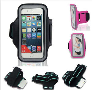 Color Sport Armband Case with LED Lighting for Samsung Galaxy pictures & photos