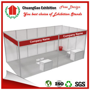 Exhibition Equipment /Shell Scheme Booth, 8k Booth, Eight Way Booth pictures & photos