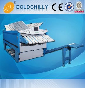 Automatic Industrial Commercial Laundry Bath Towel Folder Flatwork Folding Machine pictures & photos