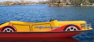 Modern Inflatable Water Motor Car with Custom Design (TK-059)