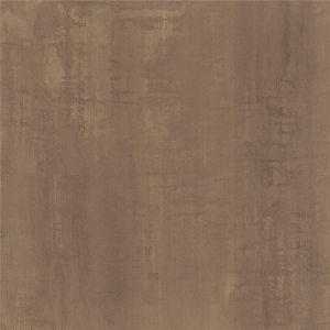 Dark Brown High Quality Anti Skid Rustic Glazed Porcelain Floor Tile Hyt6603l