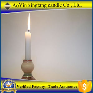 90g Good Quality Decorative White Candles to Africa pictures & photos