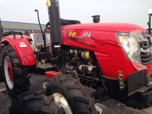 CE Certification Hx404 40HP Farm Tractor with Tiller pictures & photos