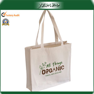 Natural White Custom Print Cotton Bag for Shopping pictures & photos