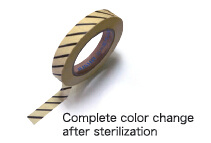 Ce Approved Indicator Tape for Medical Indicator pictures & photos