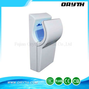 Hygiene Ultra Fast Brushless Airblade Jet Airflow Toilet Hand Dryer