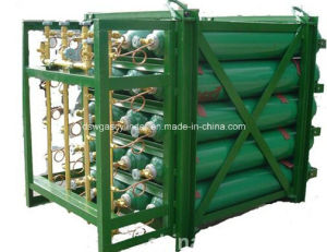40L Medical Oxygen Cylinder Rack pictures & photos