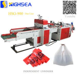 China Automatic Starch Bag Making Machinery, Automatic