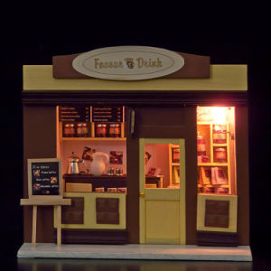 Mini Doll House European Shop pictures & photos