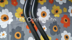 Irregular Shape Carbon Fiber Pipe, High Strength pictures & photos