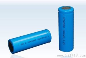 3.2V Li-ion Cell LiFePO4 Battery Pack Cell 1100mAh pictures & photos