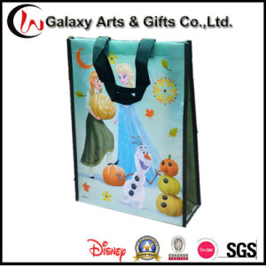 Nylon Handle Pokemon Grocery/Resuable/Laminated Non Woven Bag