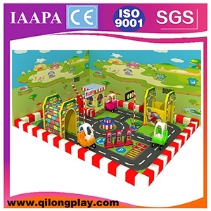 2016 New Kids Hot Sale Ce SGS TUV Indoor Playground pictures & photos