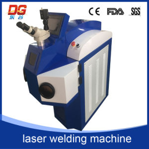 2017 China Suppliers Spot Welding Machine with CNC Certificates 100W pictures & photos