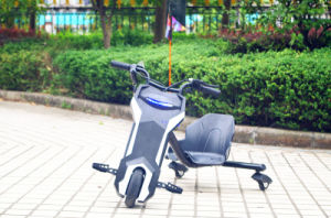 Factory Selling New Ce Approved 100W 4.5A Electric Drift Trike Sliding Tricycle (JY-ES002) pictures & photos