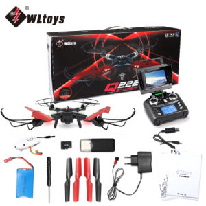 100m Radio Control Toy RC WiFi Drone with HD Camera