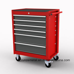 6 Drawer Roller Cabinet, Tool Cabinet