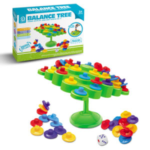 High Quality Educational Toys Balance Tree Table Game (H7350050) pictures & photos