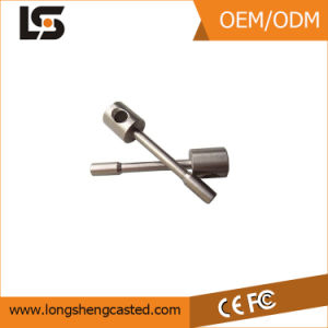 China Manufacturer High Quality Aluminum Plate CNC Turning Parts