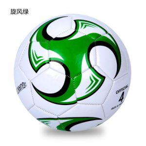 TPU Football, Kids Play PU Soccer Ball, Team Use PVC Football pictures & photos
