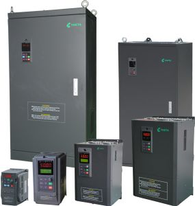 Three-Phase 2.2kw Current Vector Control Frequency Inverter pictures & photos