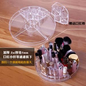 High End Transparent Large Acrylic Beauty Storage Boxes pictures & photos