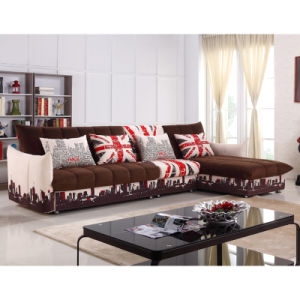 Modern L Shaped Sofa Bed With Storage