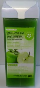 Roll-on Depilatory Wax Green Tea Creme Wax pictures & photos