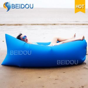 Popular Outdoor Foldable Inflatable Air Sofa Camping Bed for Sale