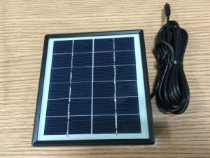 2W Solar Panel Charger for Smartphone, DC Light