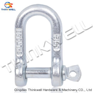 Forged Steel Large Dee Shackle with Slot Head Pin pictures & photos