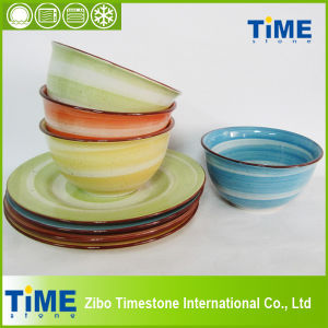Ceramic Chinaware Dinner Set Tableware (ZQ14082603) pictures & photos