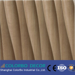 Office Interior Decorative MDF Wall Panel pictures & photos