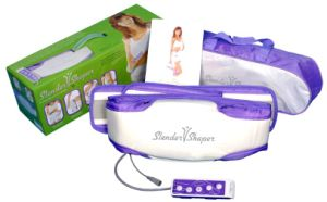 Crazy Fat Removing Massage Belt (Purple) Msb105