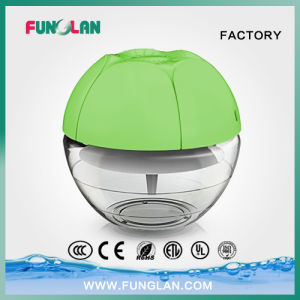 Seven Color UV Lamp Type and Portable Installation Air Purifier