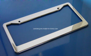 License Plate Frame, Car Plate Frame, Number Plate Frame pictures & photos