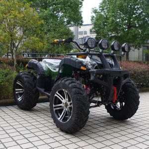 New Type Full Size 20ah 1500W Green Electric ATV with Reverse (JY-ES020B) pictures & photos