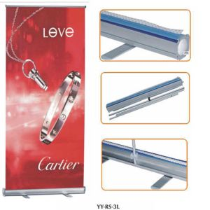 Roll Up Banner Stand (YY-RS-3L)