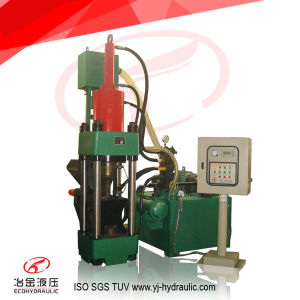 Hydraulic Automatic Briquetting Machine pictures & photos