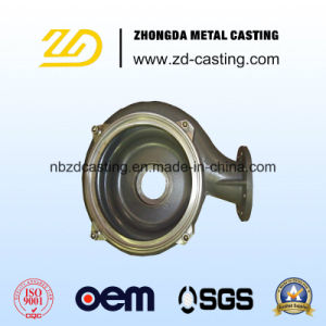 Stainless Steel Casting Automatic Transmission Valve Body pictures & photos
